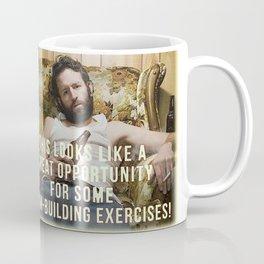 Anti-Team-Building Coffee Mug