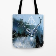 My Patronus is a Stag Tote Bag
