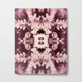 Pattern No. 42 Metal Print