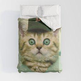 Baseball Cat 3 Comforters
