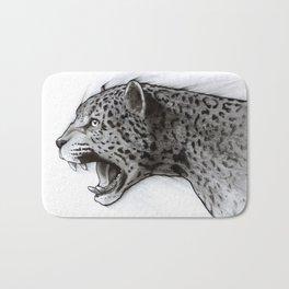 Jaguar Charcoal Bath Mat