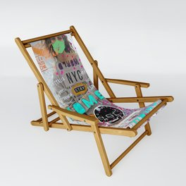 S T A Y   H O M E  Sling Chair