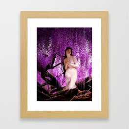 That Night a Forest Grew Framed Art Print