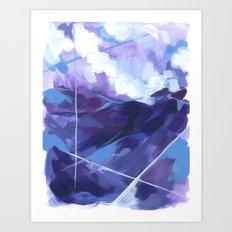 The Fields Art Print