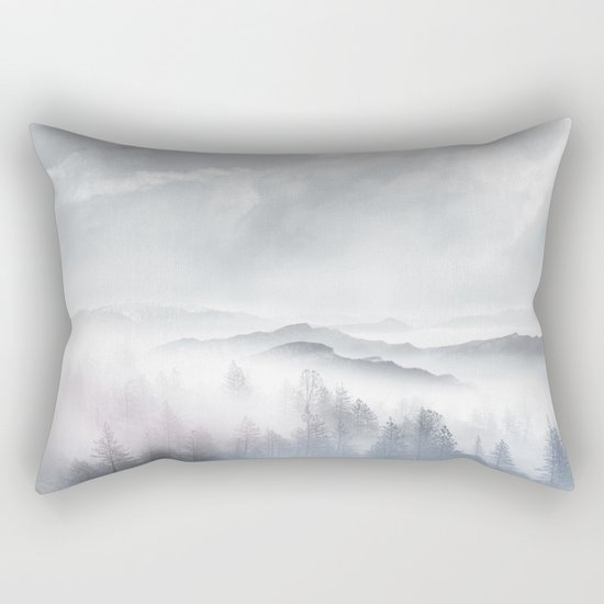 Magic in the Clouds V Rectangular Pillow