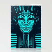 egypt Stationery Cards featuring Egypt by nicksimon