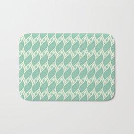 Background abstract green pattern 5, vector, texture design. Bath Mat