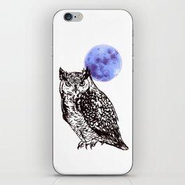A Hoot iPhone Skin
