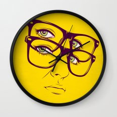 Y. Wall Clock