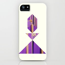 BISHOP iPhone Case