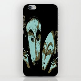 Sociable iPhone Skin