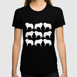 Great Pyrenees: PLURAL T-shirt