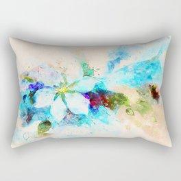 Spring Memories Rectangular Pillow
