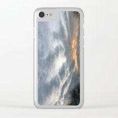 New Morning Clear iPhone Case