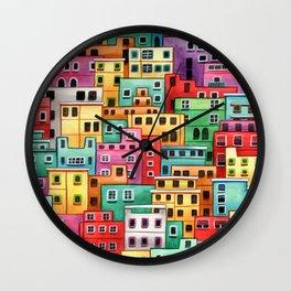 Guanajuato, Mexico Wall Clock