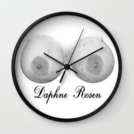 Daphne Rosen Wall Clock
