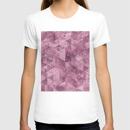 Abstract Geometric Background #28 T-shirt