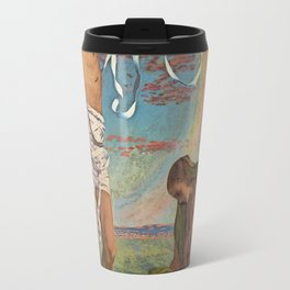Christ and the Two Marys Travel Mug