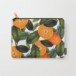 The Forbidden Orange #society6 #decor #buyart Carry-All Pouch