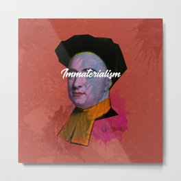 George Berkeley Metal Print