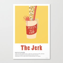 The Jerk (1979) Canvas Print