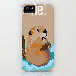 Ñe! iPhone Case
