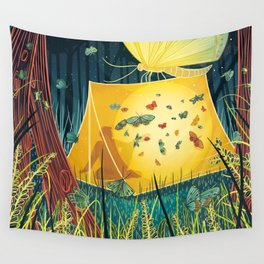 Moth Wall Tapestry