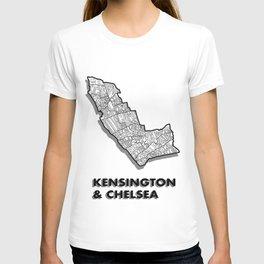 Kensington & Chelsea - London Borough - Simple T-shirt