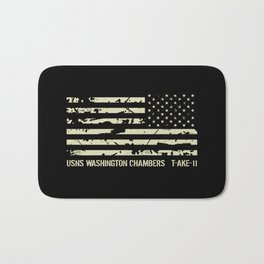 USNS Washington Chambers Bath Mat