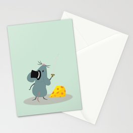 Survival of the Fittest Stationery Cards