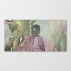 CRIKCET MIND O1 Canvas Print