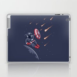 Heroic Time! Laptop & iPad Skin