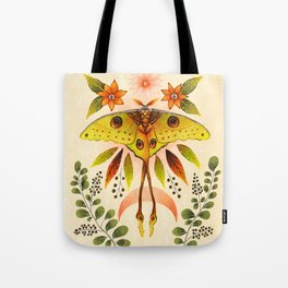 Moth Wings IV Tote Bag
