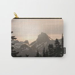 Adventure in the Mountains - Nature Photography Carry-All Pouch