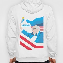 Enough is Enough poster Hoody