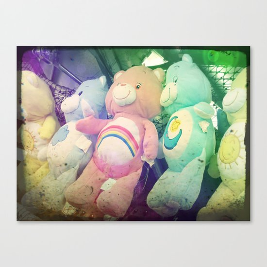 Tarnished Dreams Canvas Print