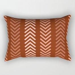 Rustic Ethnic Arrow Pattern  Rectangular Pillow