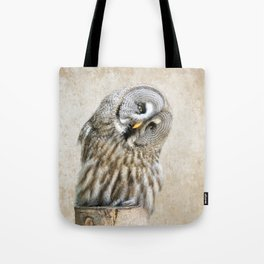 Who? Tote Bag
