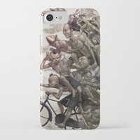 la iPhone & iPod Cases featuring Ten Brothers by Artgerm™