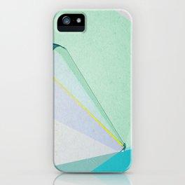 human edge #4 iPhone Case
