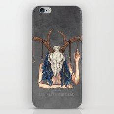 Long live the dead - Dear iPhone & iPod Skin