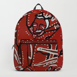 Race Wars: South Africa Backpack