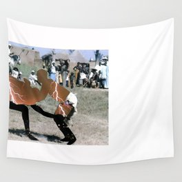 Fight 1 Wall Tapestry