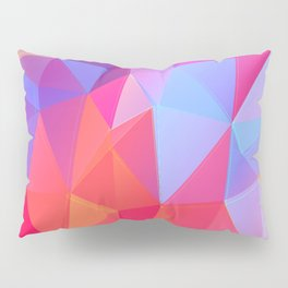 Vertices 8 Pillow Sham