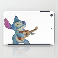 stitch iPad Cases featuring Stitch by Elyse Notarianni