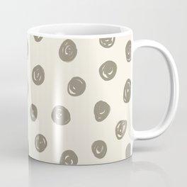 Scribble Spot - Olive & Cream Coffee Mug