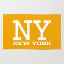 NY New York City Rug