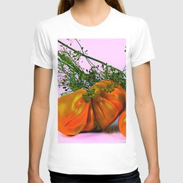 Still life of tomatoes and dill T-shirt