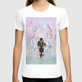 Collecting Samples T-shirt