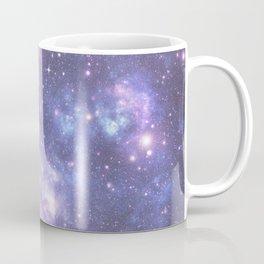 Space Frontier - Purple Coffee Mug